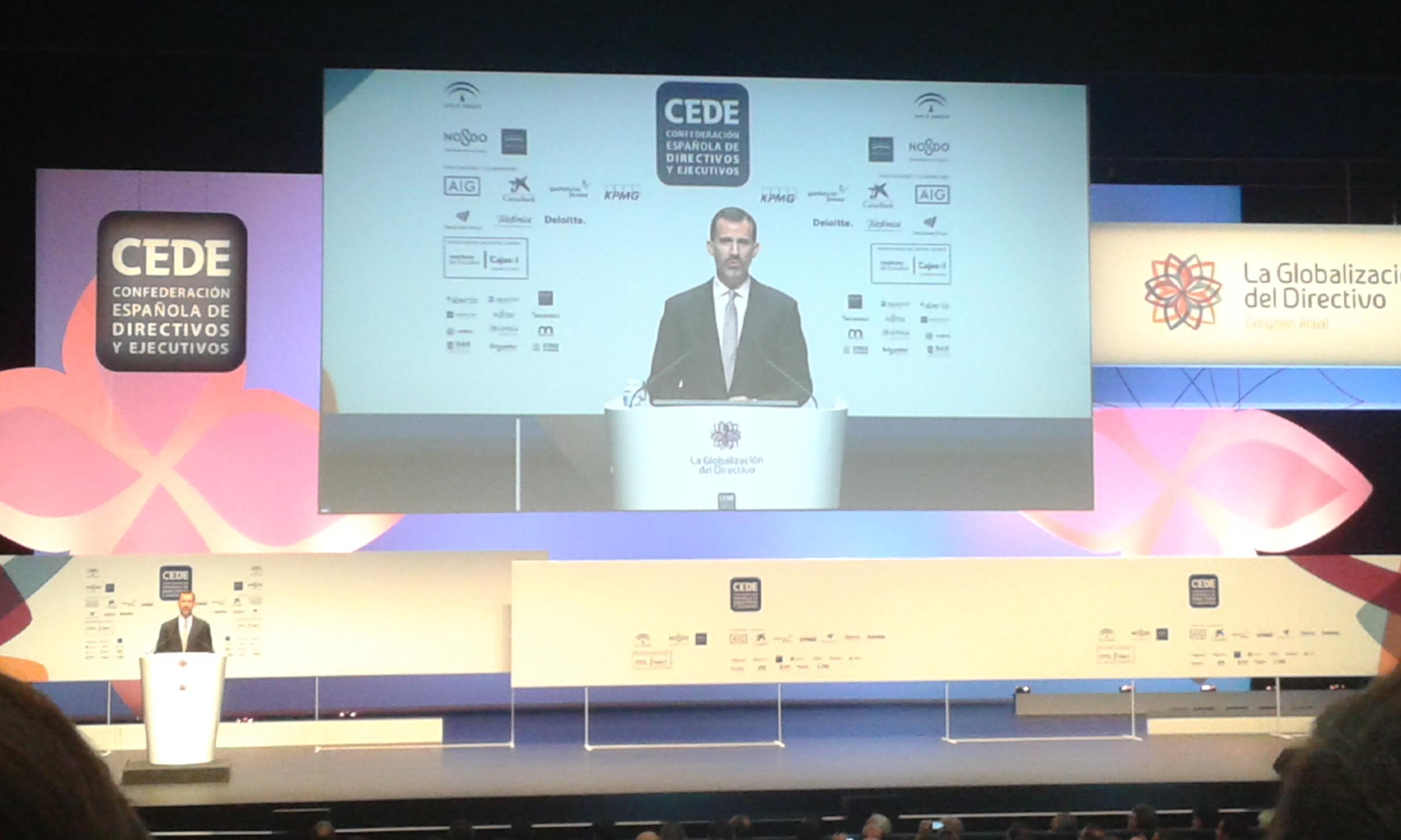 Resumen del Congreso CEDE 2014 en Sevilla