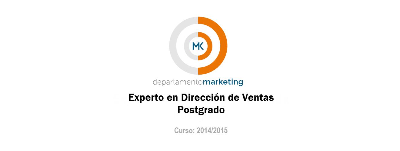Curso de Experto en Dirección de Ventas de la Universidad de Alicante