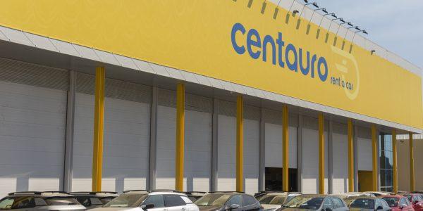 Oficinas de Centauro Rent a Car en Atenas